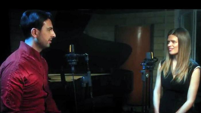 Marco Clarizia duetta con l'allieva Cinzia Gregorutti - Endless Love
