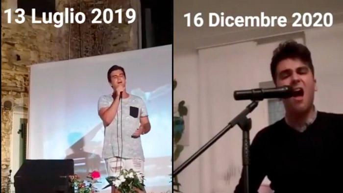 Testimonianze - Prima e dopo le lezioni di canto NMS